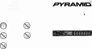Pyramid Technologies Stereo Equalizer 714ex User Guide