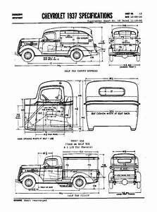 1937 Chevy Trucks  With Images