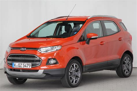 Ford Ecosport Test, Prijzen En Specificaties