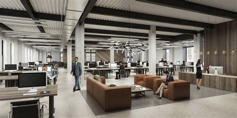 warehouse office design morris adjmi reveals design for the warehouse complex in nyc Modern