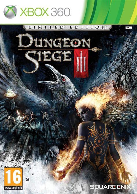 dungeon siege 3 trailer dungeon siege iii trailer magie pouvoir