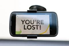 Word Are You Gps by I Am Lost Without You Stock Photos Image 15036463