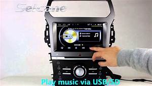Hd 2013 Ford Explorer Gps Navigation Radio Dvd Aftermarket