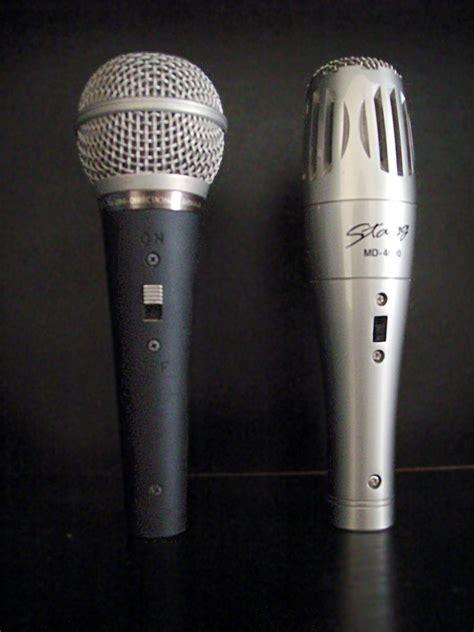 mikrofon wikipedia bahasa indonesia ensiklopedia bebas