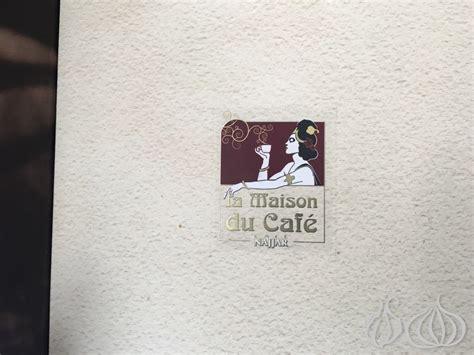 la maison du cafe an unacceptable coffee shop nogarlicnoonions restaurant food and