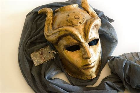 Sons Of The Harpy Mask Totally Handmade. Game Of Thrones