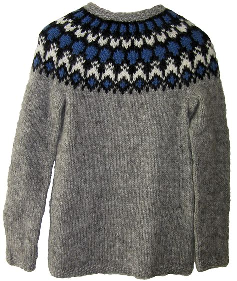 knit sweaters islina garn och design islina yarn and design grey