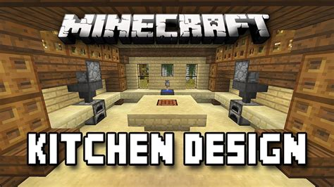 How To Make A Modern Kitchen In Minecraft Pe