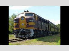 Australia Historic Alco Diesel Locomotive #4490 at