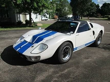 ford kit cars and replicas for sale classics autotrader