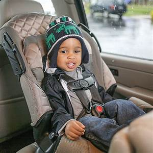 There's a decent chance your kid's car seat is installed ...