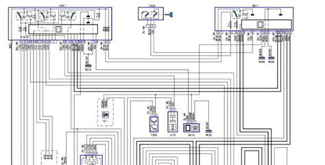 peugeot 307 2005 2008 alarm wiring diagrams wiring