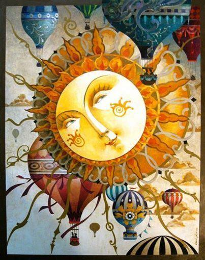 David Galchutt | Celestial art, Sun art, Art