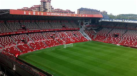 El Estadio Del Sporting De Gijón Instala Un Sistema