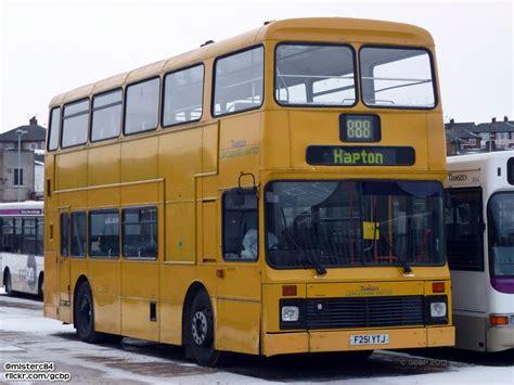 greggs bus blog transdevs intack depot