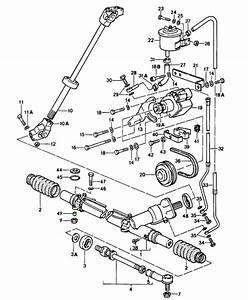 Porsche 928 Steering Rack Bush 92834777903
