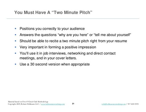 Resume Pitch About Yourself by Your Search Promotional Materials Resume Cover Letters And Pit