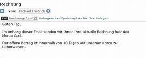 Merkmale Einer Rechnung : e mail von apay ag michael friedrich trojaner warnung mimikama ~ Themetempest.com Abrechnung