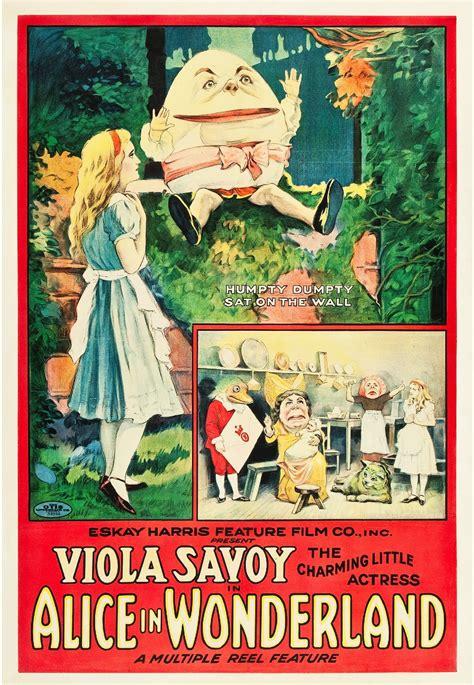 Alice In Wonderland (1915 Film) Wikipedia
