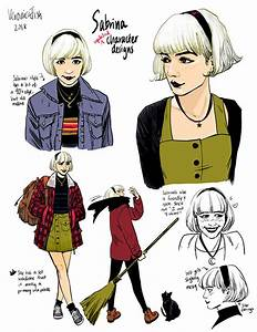 """Kelly Thompson and Veronica Fish Relaunch """"Sabrina the ..."""