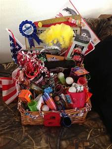 Information About Birthday Gift Basket Ideas For Him