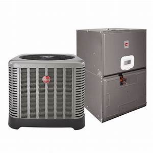 Manual And Guide For Rheem Ahri 7493725 2 1 2 Ton  14 Seer