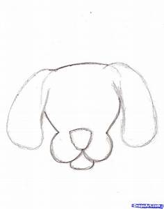 How to Draw Cartoon Dogs, Step by Step, Pets, Animals ...