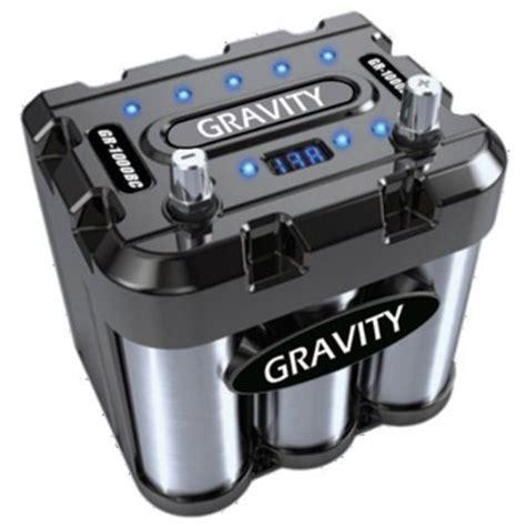 gravity  amp car battery capacitor gr bc