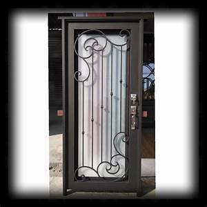 PUERTAS DE FORJA Elegant Doors