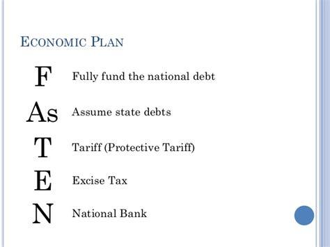 siege croix hamilton s economic plan