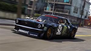 Hoonigan Ford 'Hoonicorn' Mustang V2 (43 фото)