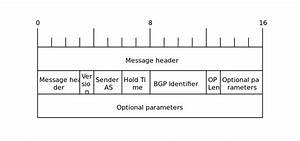 File Bgp Open Message Diagram Svg
