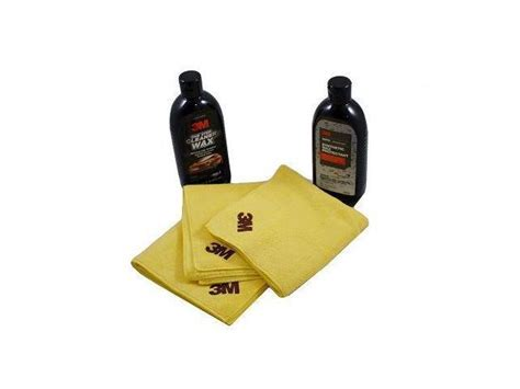 How To Remove Wax From Microfiber by 3m Cleaner Wax 16oz Synthetic Wax 16oz And Microfiber