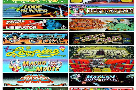 Play 900 Classic Arcade Games In Your Web Browser Right