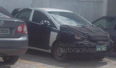 40 Thousand Dollar Cars by Hyundai I15 Allegedly Testing In Brazil A Compact
