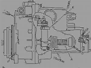 Caterpillar 3116 Fuel System Diagram