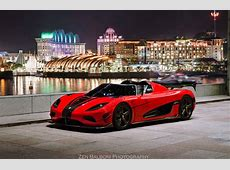 New Koenigsegg Agera RS Delivered in Singapore for $5