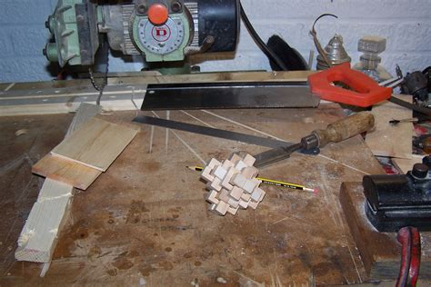 scrap  offcuts  wood    puzzle popular woodworking magazine