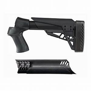 Ati Moss  Rem  Win 500 Shotgun T3 Tactlite 6 Position Black