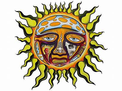 Sublime Sun Clipart Drawing Band Freedom Got