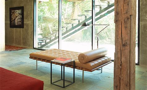 Mies Van Der Rohe Barcelona Couch