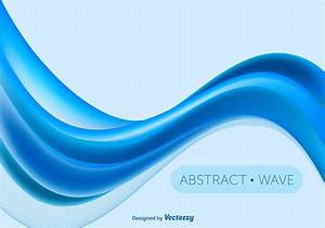 Blue abstract wave - Download Free Vector Art, Stock ...