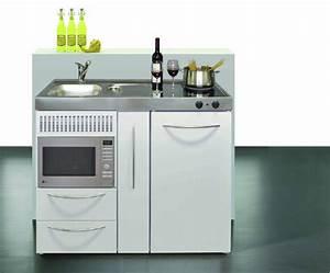 Kitchenette Pour Studio Ikea : mini cuisine id ale pour am nager un studio un r el gain ~ Dailycaller-alerts.com Idées de Décoration