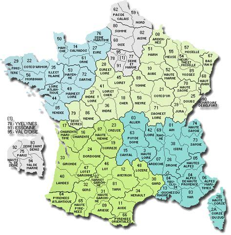 Carte De Avec Les Nouveaux Départements by Infos Sur Departements Francais Du Sud Arts Et Voyages