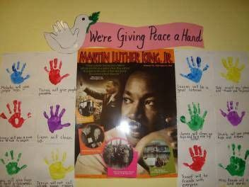 martin luther king preschool 50 best peace crafts amp mlk jr day images on 526