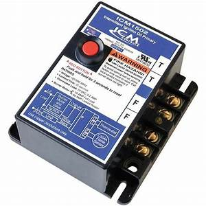 Icm1502 Oil Burner Primary Control 30 Second Delay