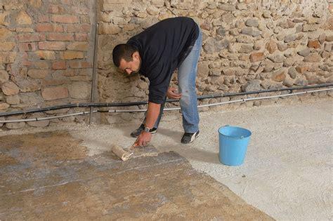 ragreage sol beton exterieur prot 233 ger et d 233 corer un sol de garage en b 233 ton bricolage avec robert