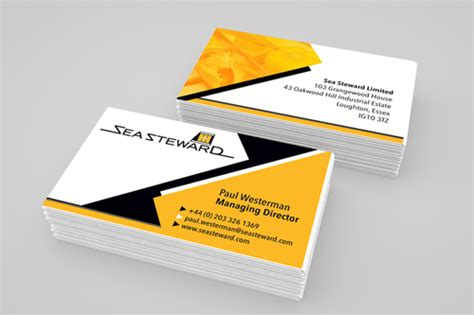 business card design  printing  rs unit