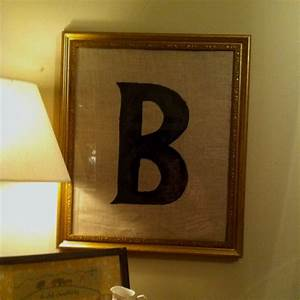 64 best frames letter crafts modge podge images on With cut out letter picture frames