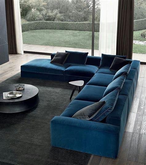 sofa seccional turquesa pin by λε 223 вкя on decoration pinterest muebles living